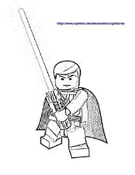 Small Picture Lego Star Wars Coloring Pictures Lego Star Wars Coloring Pages In
