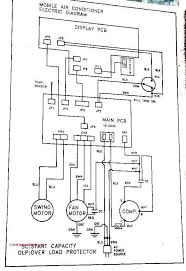 air conditioners how to diagnose & repair air conditioner Nordyne Package Unit Wiring Diagrams Nordyne Central Air Unit Wiring Diagrams air conditioner wiring diagram (c) daniel friedman