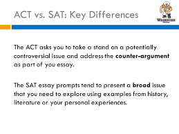 Typical Sat Essay Themes