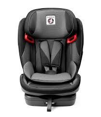 peg perego child car seat viaggio 1 2 3 via crystal black 2018