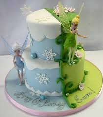 Pretty Tinker Bell Cake Ideas Competitivecontractclub