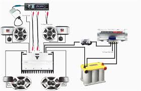 fusion marine stereo wiring diagram audio mifinder co ripping car boat stereo installation kit at Marine Stereo Wiring Diagram