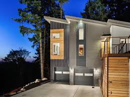 A Gallery Of Beautiful Iris Images Metal Siding Exterior And - Modern exterior home