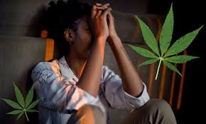 Image result for images of ptsd with cannabis