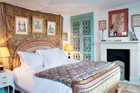 image of boho style room decor