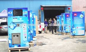 Ice Vending Machines Beauteous Fresh Ice Vending Machine Ice Block Vendor Automatic Ice Vending
