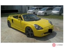 2004 Toyota MR-S for sale in Malaysia for RM61,594 | MyMotor