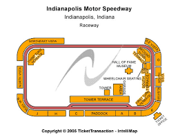 Hall Of Fame Concert Seating Chart Indianapolis Motor Speedway Tickets