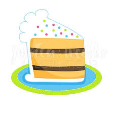 birthday cake slice clipart.  Birthday Image 0 With Birthday Cake Slice Clipart
