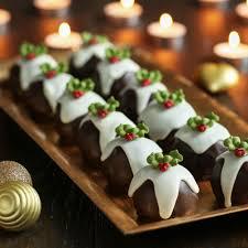christmas cake balls. Interesting Balls Christmas Pudding Cake Balls On N