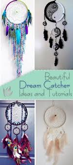 Materials For Making Dream Catchers Beautiful Dream Catcher Ideas and Tutorials 63