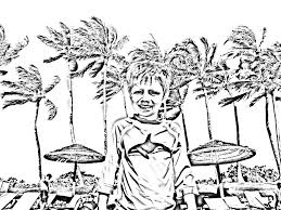 Small Picture Turn Picture Into Coloring Page Photoshop Ideal How To Make A