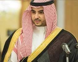 الأمير خالد بن سلمان يلتقي وزير الخارجية الأمريكي
