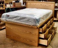 full size storage bed plans. Full Size Bed Frame With Drawers Extraordinary Platform Storage 11 Plans Free .