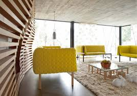 Wooden Wall Designs Living Room Curved Wood Wall Wall Decoration For Contemporary House
