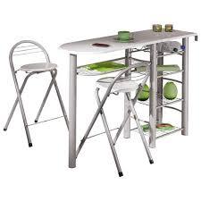 Table Haute Et Tabouret Kertito