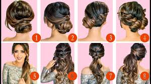 Hairstyles Easy Hairstyles For Medium Thin Hair Superb Layered