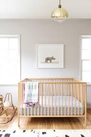 baby rhino nursery design ikea crib