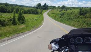 windy 9 motorcycle routes in ohio