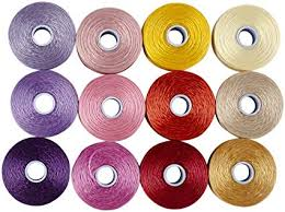 Superlon Thread Size Chart Beadsmith Sld Mix3 Jewelry Making Multicolor