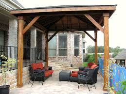 Wooden Patio Covers: Give High Aesthetic Value and Best Protection for Patio