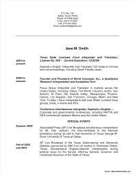 Cover Letter Sample For Freelance Translator Cover Letter