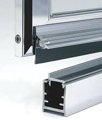 excellent ideas shower door drip rail peachy series framed swing enclosures mounting tape