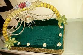 Indian Wedding Tray Decoration 60 DIY Wedding Tray Decoration Ideas To Try Out Trays 39