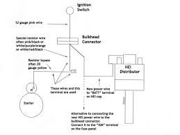 gm hei wiring diagram new era of wiring diagram • 350 chevy distributor wiring diagram wiring forums gm hei coil wiring diagram gm hei external coil