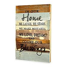 Wall Decor  Printed Canvas Peel U0026 Steel Wall Decals  Bed Bath Bed Bath And Beyond Home Decor