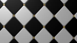 black floor texture. Modern Style Black Floor Tile Texture White And