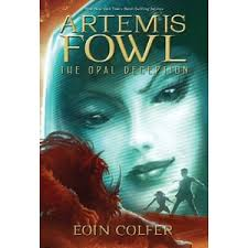 artemis fowl the opal deception book 4 eoin colfer 1423124553