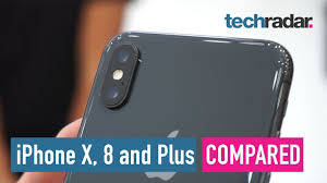 compare my proofs plus iphone x iphone 8 and iphone 8 plus hands on comparison youtube