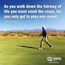 Golf And Life Quotes Simple Golfer Quotes About Life On QuotesTopics