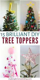 whether you veer towards modern glam farmhouse or playful there s a diy tree topper idea to fit your style above which one your eye