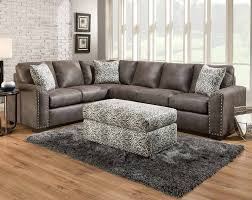 grey sectional couches. Exellent Sectional Santa Fe Gray 2 PC Sectional Sofa For Grey Couches O