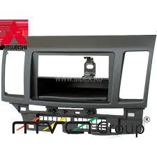 <b>Переходная рамка</b> для Mitsubishi Lancer 10 08+ (<b>Intro</b> RMS-N08 ...