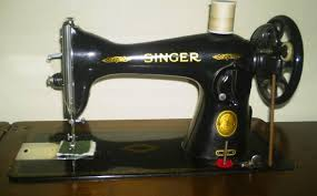 1955 Singer Sewing Machine