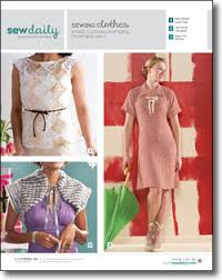 Clothing Sewing Patterns Delectable Sewing Clothes 48 Free Clothing Sewing Patterns From Sew Daily Sew