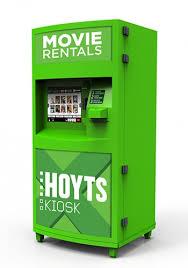 Rent A Dvd Vending Machine Gorgeous HOYTS Kiosk North Richmond Village