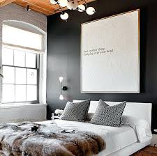 black and white headboard full size of black wall patterned cushions lettered wall art white headboard wooden floor brown area