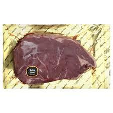boneless beef half sirloin steak