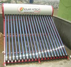 Average Cost Of Water Heater Buy Solar Water Heaters 200 Litres Day Capacity Best Brands