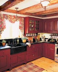 red country kitchen cozy innovative decorating ideas download s 4c7adf339eb25741 angels4peacecom red country kitchen decorating ideas e26 kitchen