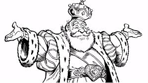 Kleurplaat Koning Migliori Pagine Da Colorare