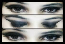 smokey eye makeup with kajal pencil easy tutorial llamazing you