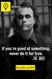 Joker Quotes Adorable The Joker Quotes 48quote