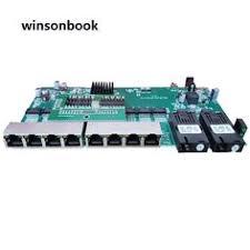 <b>Reverse Poe</b> 8x10/100/1000M RJ45 Gigabit Ethernet <b>Switch</b> ...