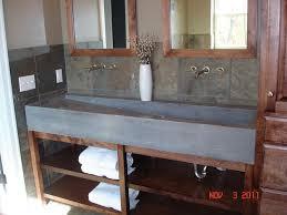 concrete trough sink mold ideas