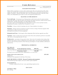 Receptionist Resume Examples 100 medical receptionist resume sample letter signature 77